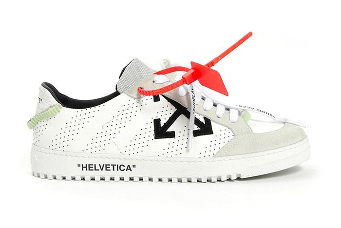 Off White Fall Winter 2018 Sneakers Release 1