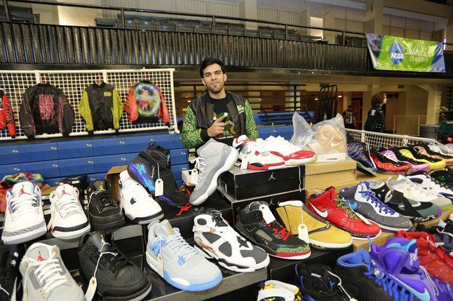 Sneaker Con Charlotte Vendor 1