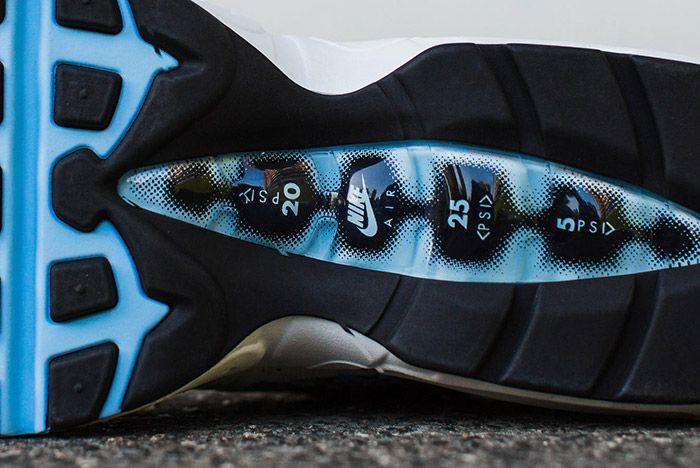 Dave White Nike Air Max 95 Dw Albion White Blue 3