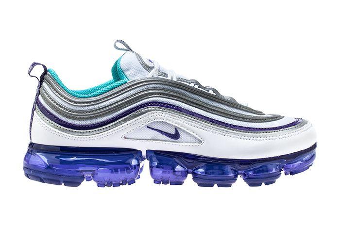 Nike Air Vapormax 97 White Purple 4