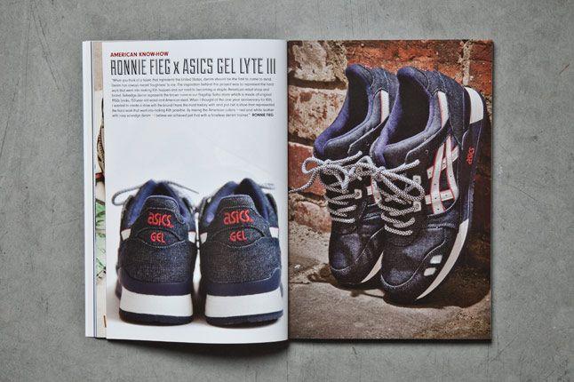Sneaker Freaker Issue26 Ronnie Fieg 1