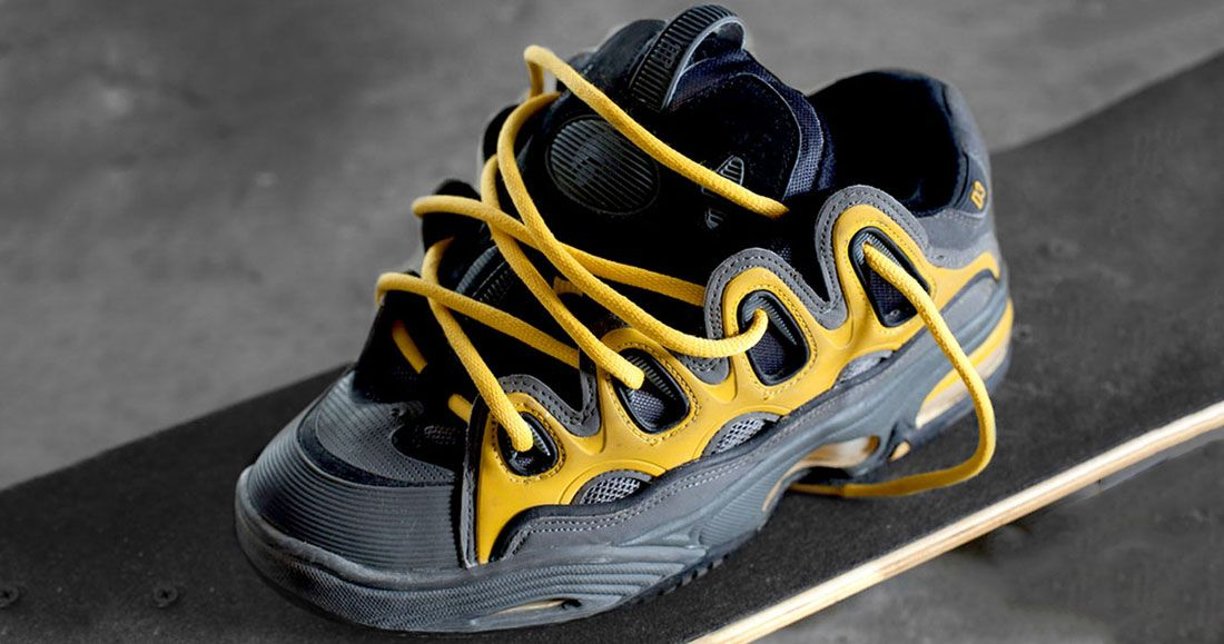 5 of the Nastiest Skate Shoes of All