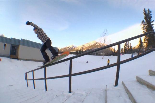Nike Snowboarding Never Not Pt1 Trailer 1