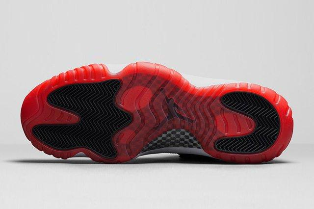Air Jordan 11 Low Bred Bumper 2