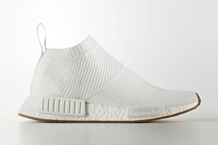 Adidas Nmd City Sock Cs 1 Boost White Gum 1