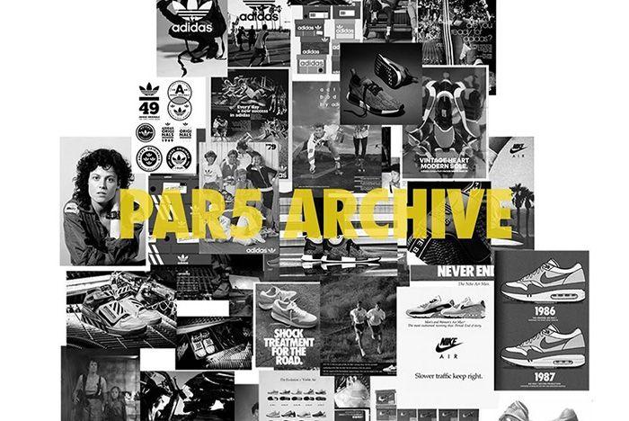 Par 5 Archive Banner