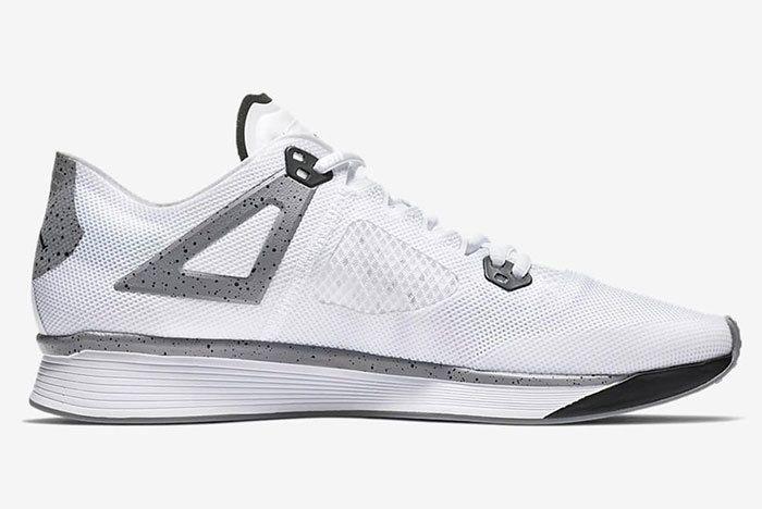 Jordan 89 Racer White Cement Sneaker Freaker6