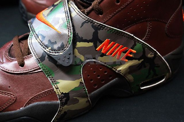 Nike Air Veer Brown Leather Camo 2