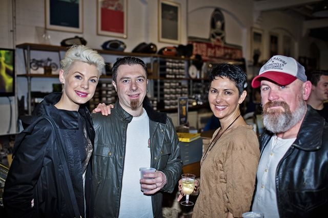 Deus Ex Machina Converse First String Sydney Launch Recap 16
