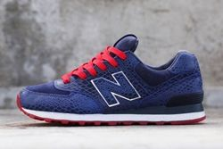 Bait Gi Joe New Balance 574 Cobra Commander Thumb