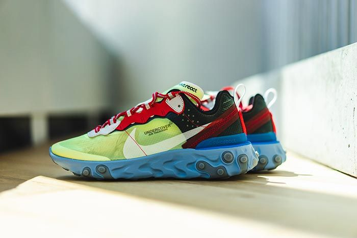 Nike React Element 87 Undercover 4
