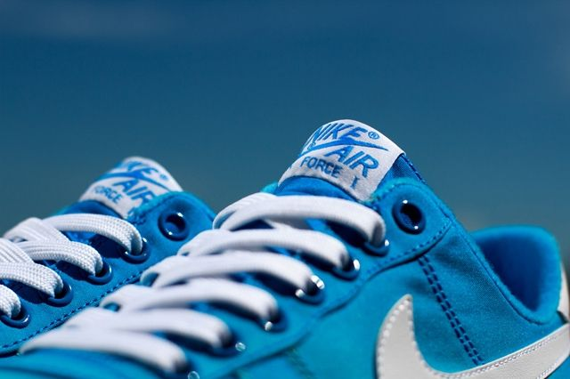 Nike Air Force 1 Polarized Blue Ac 6