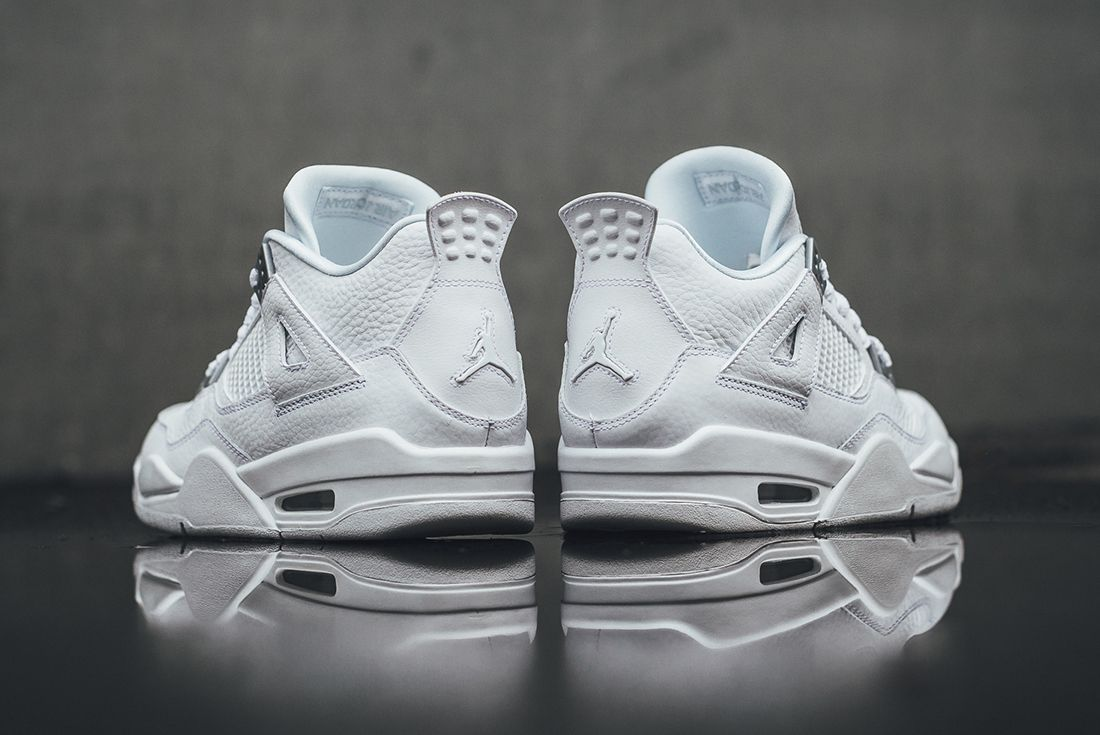 Up Close With The Air Jordan 4 Pure Money15