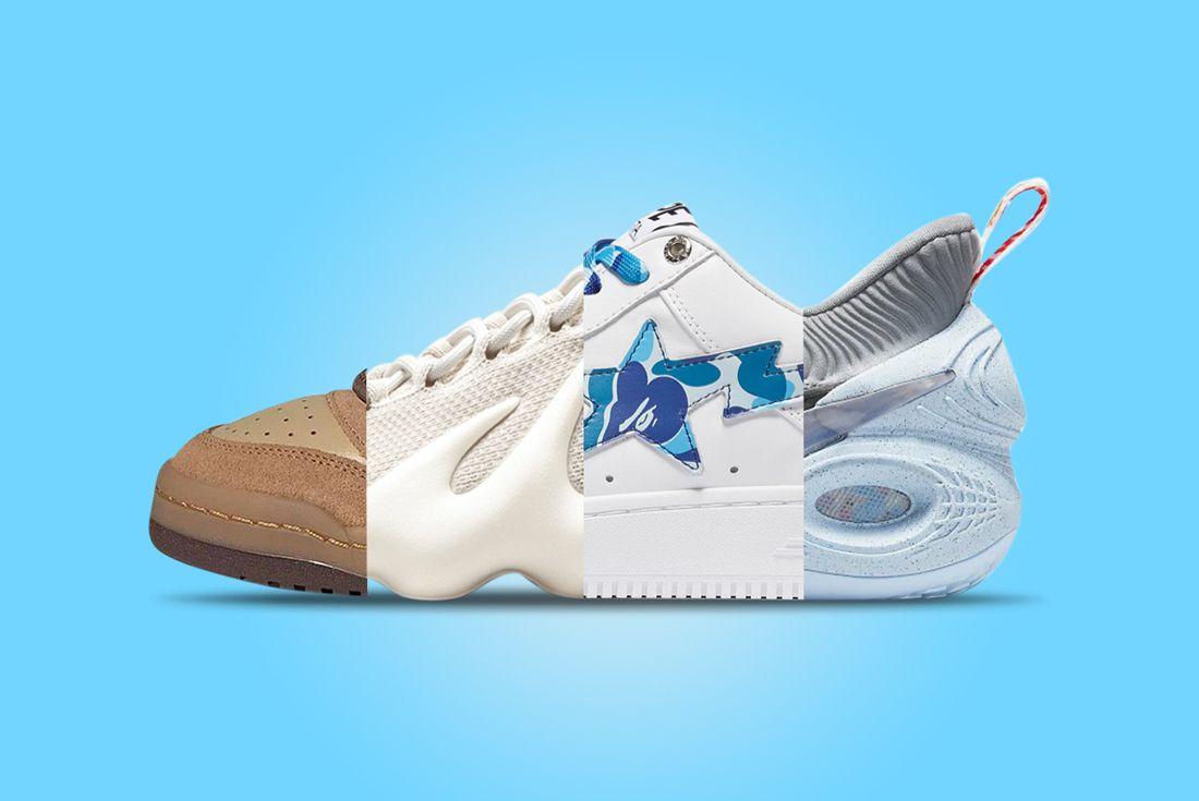 Surprise Sneaker Hits 2021