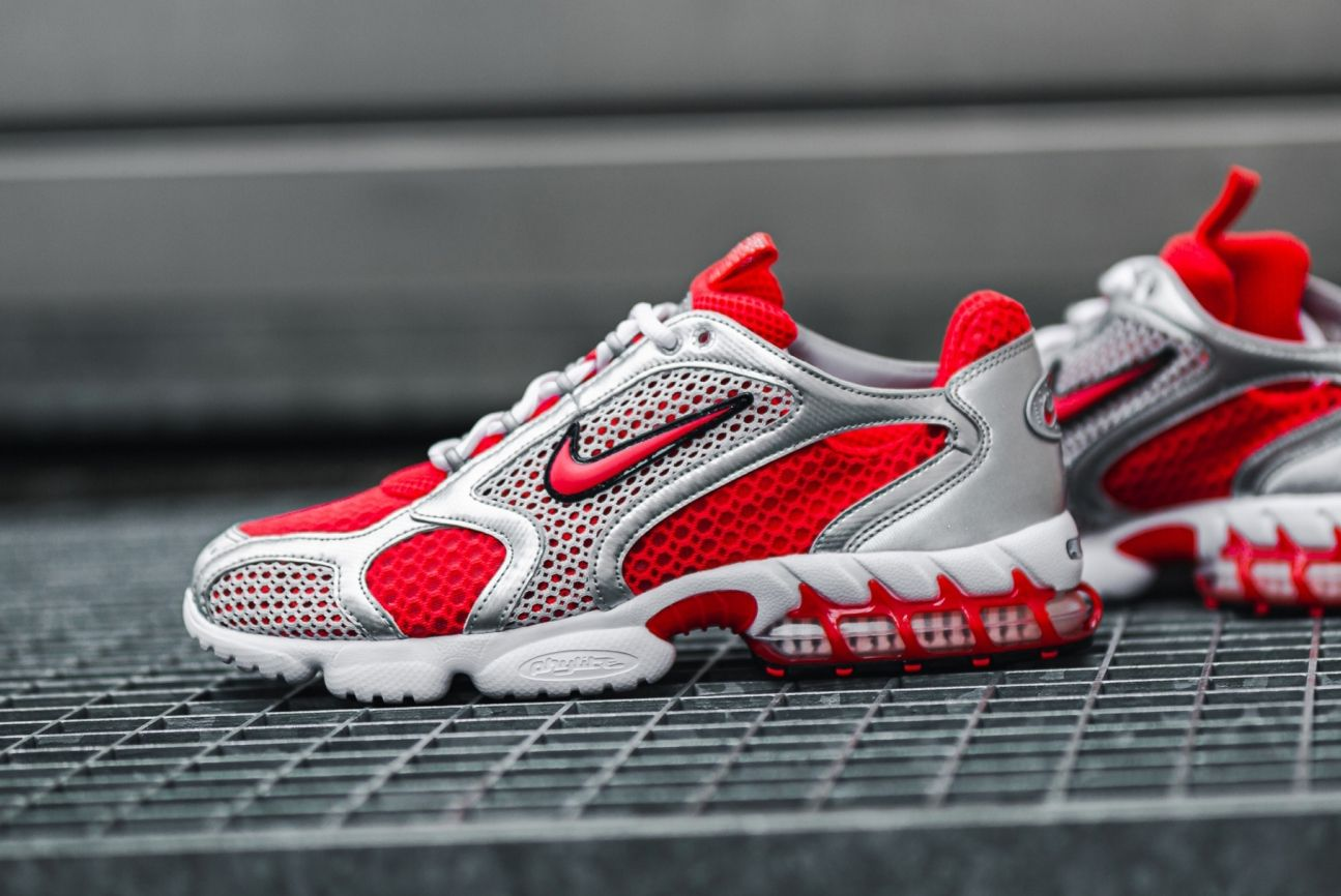 Nike Air Zoom Spiridon Cage 2 (Track Red)