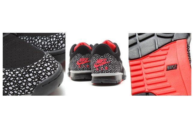 Nike Air Trainer 1 Low St Black Safari 3
