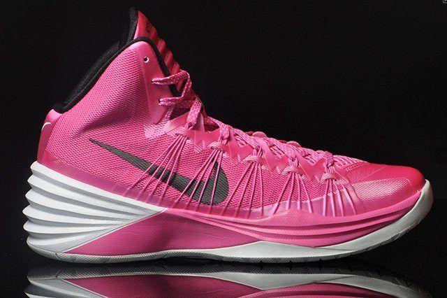 Nike Hyperdunk 2013 Kay Yow 6
