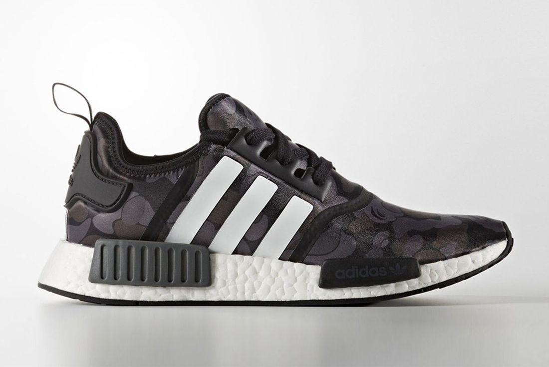 Bape X Adidas Nmd Collection2