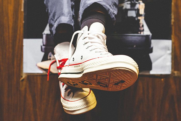 Shoe Palace Converse Chuck 70 Boom Box 8