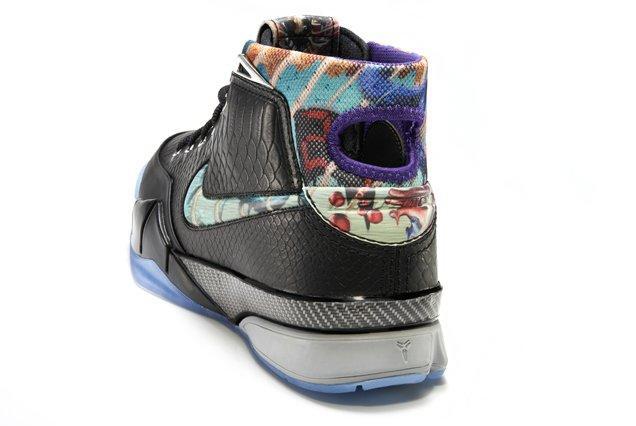 Nike Kobe 1 Prelude Heel