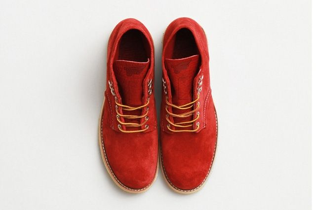 Red Wing Shoes Concepts Plain Toe 1