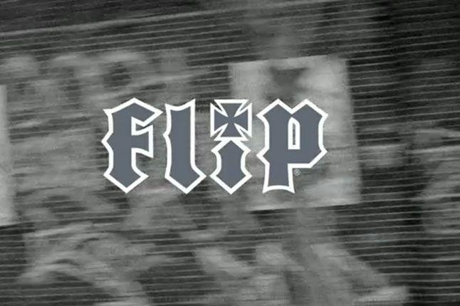 Flip Skateboards Jon Contino Logo 1