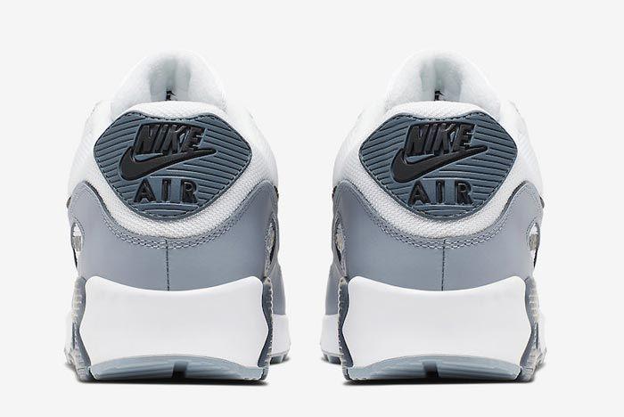 Nike Air Max 90 Armory Blue Heels