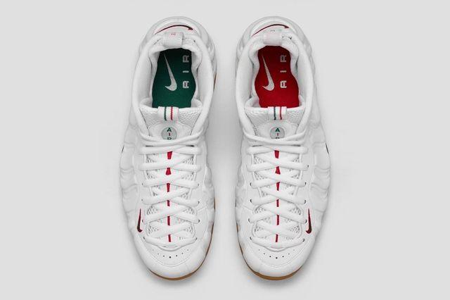 Nike Foamposite Pro White Ndc Bump 2