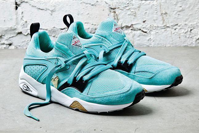 Sneaker Freaker x PUMA Blaze of Glory 'Sharkbait'