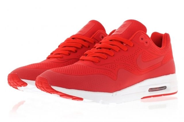 Nike Air Max 1 Red Wmns 1