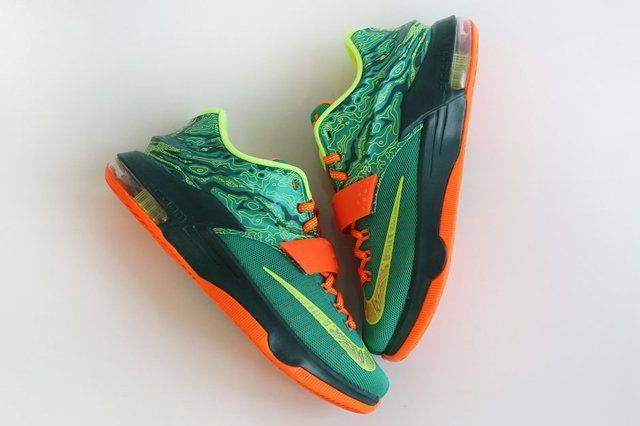 Nike Kd 7 Weatherman 6