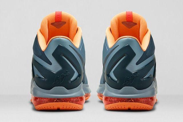 Nike Lebron 11 Low Magnet Grey 6