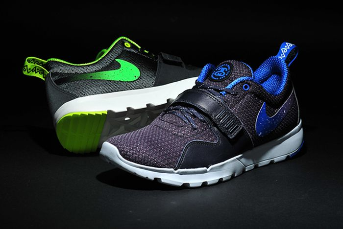 Stussy Nike Trainerendor Both Pairs Toe Heel