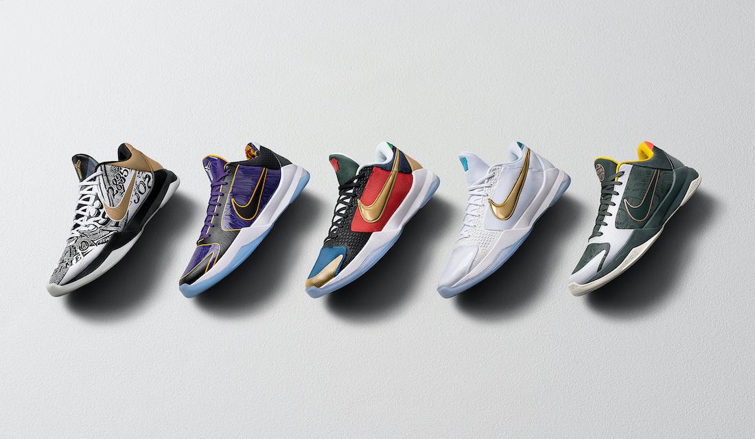 Nike Kobe 5 Mamba Week