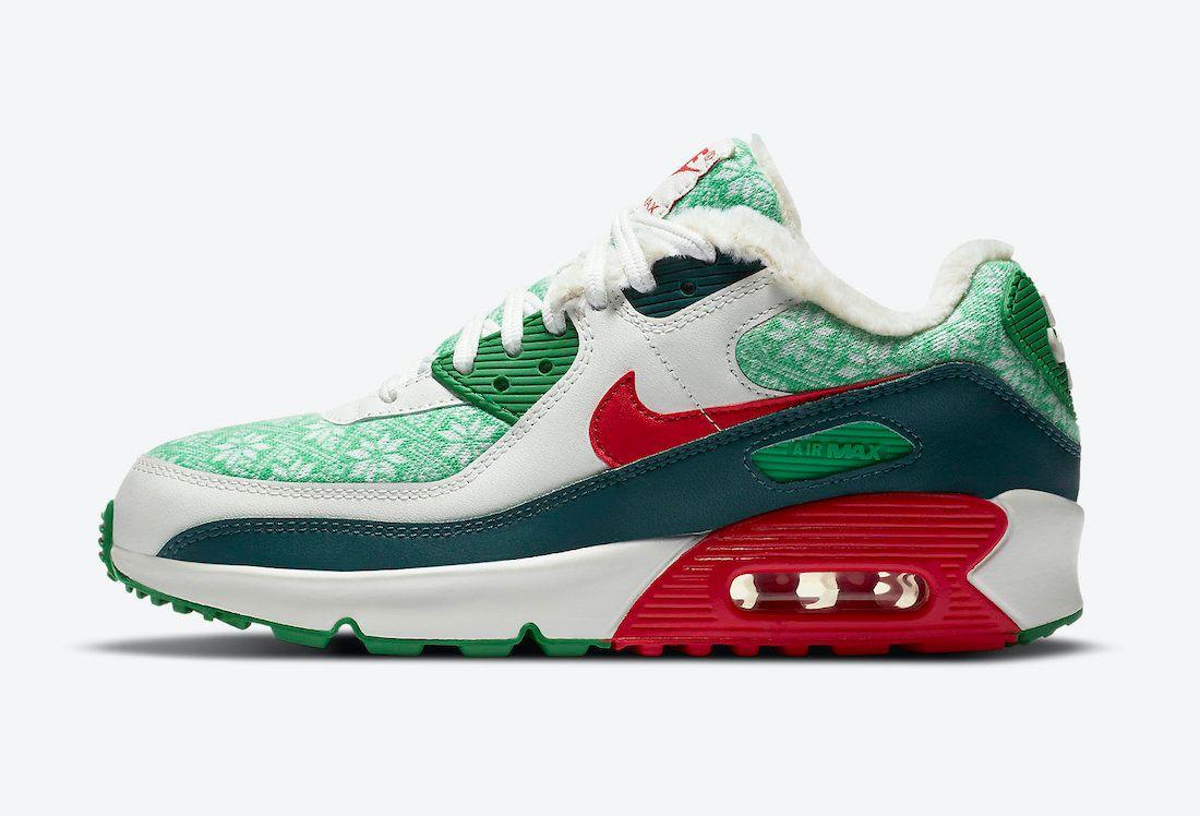 Nike Air Max 90 Christmas