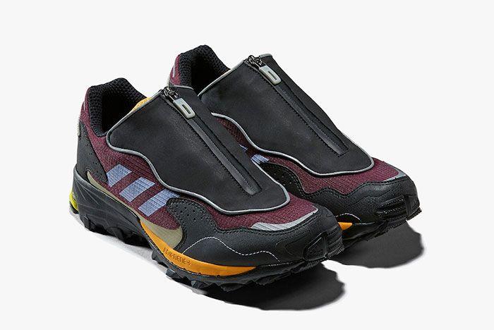 Adidas Consortium Response Hoverturf Fu6622 Front Angle