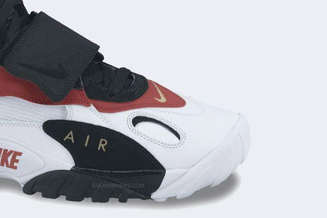 Nike Air Max Speed Turf 49Ers Toe 1