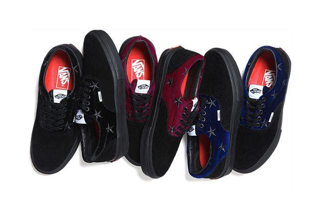 Vans Supreme Velvet Pack 1