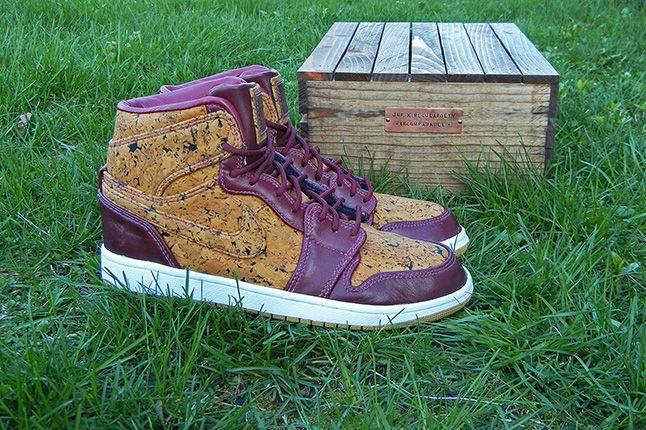 Jbf Customs Jordan1 Venetto Side 1