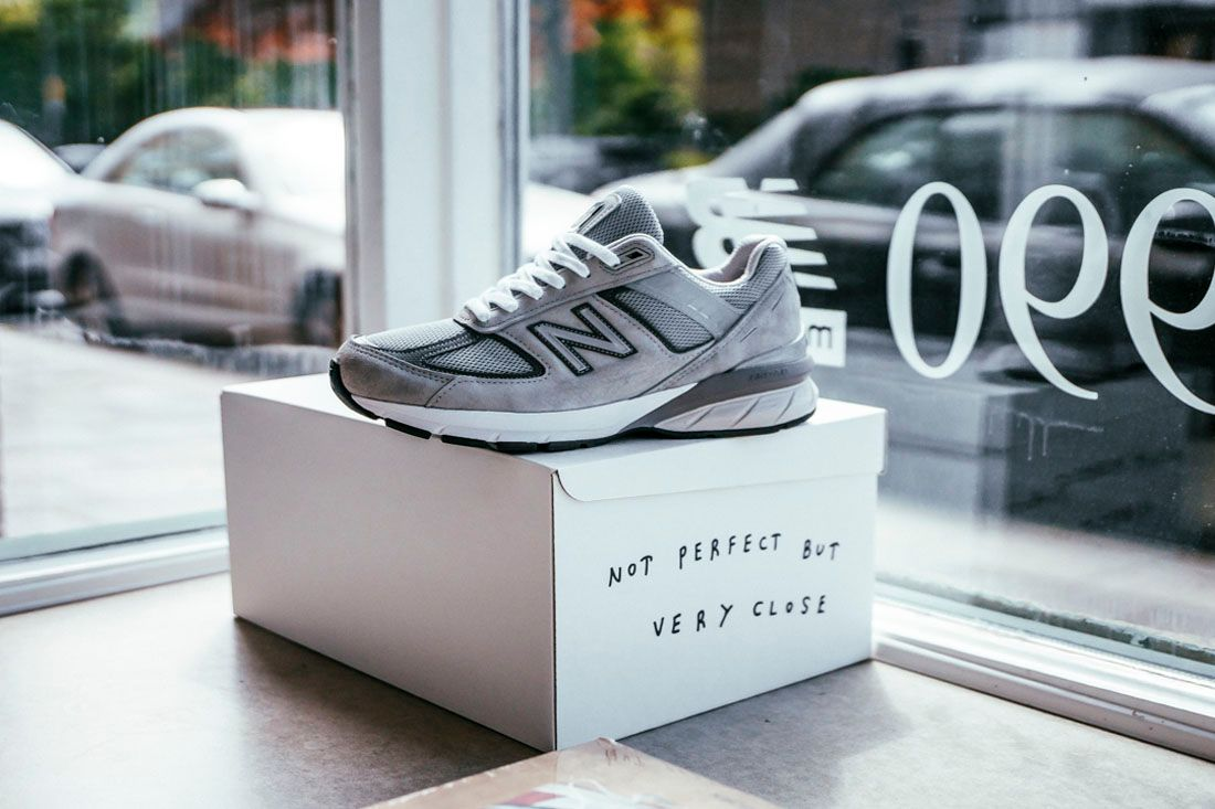 New Balance 990V5 Allike Launch Event Recap May 2019 22 Perfect