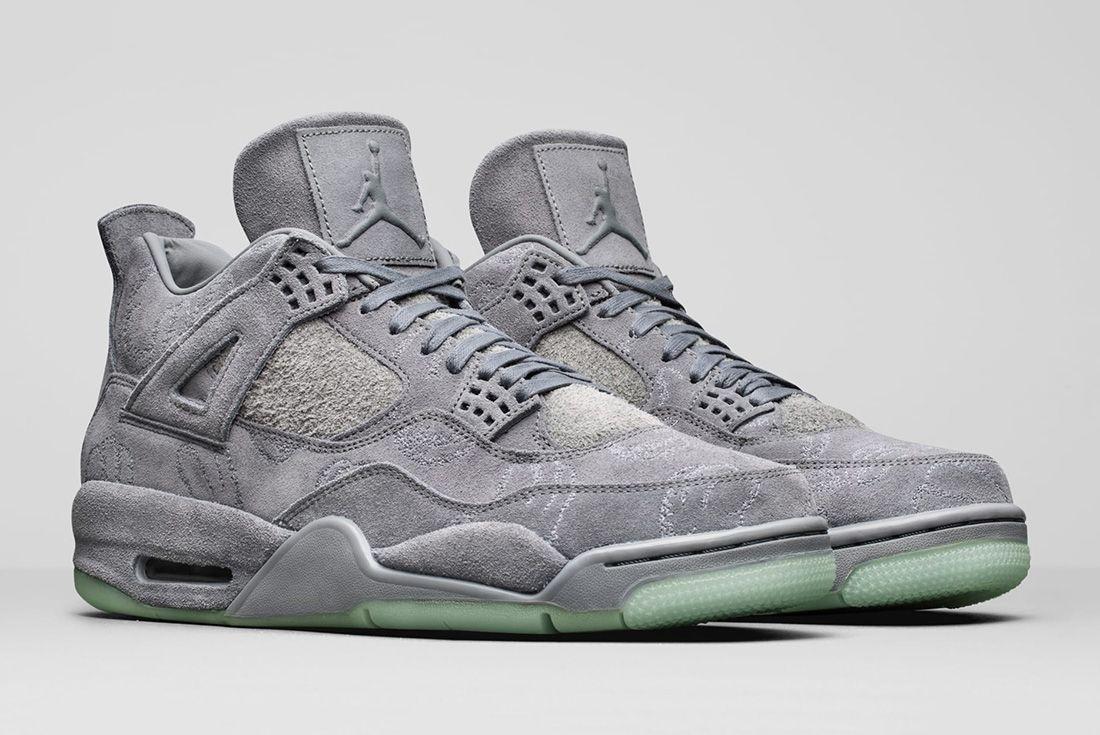 Kaws X Air Jordan 4 Sneaker Freaker 3