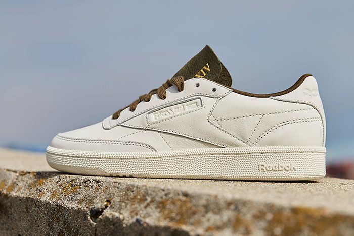 Reebok Classic X Jazerai Allen Lord ' It'S A Man'S World' Club C 5 Side