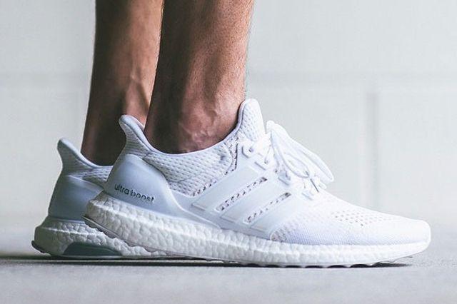 Adidas Ultra Boost White 1