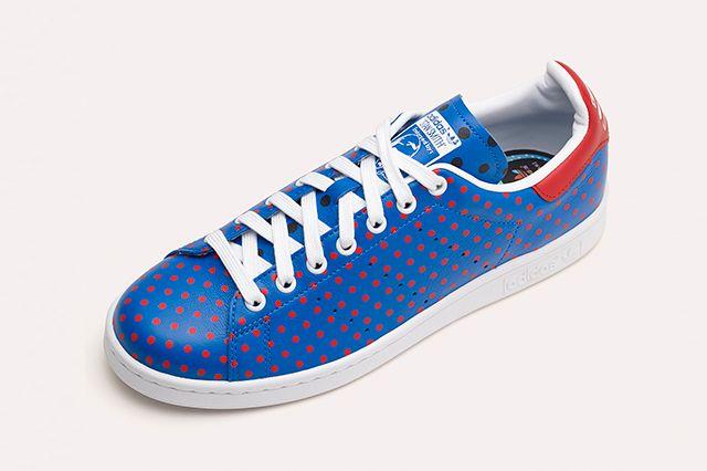 Adidas Pw Stan Smith Blue B25400 1