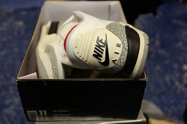 Sneaker Con Atlanta Jordan 3 1