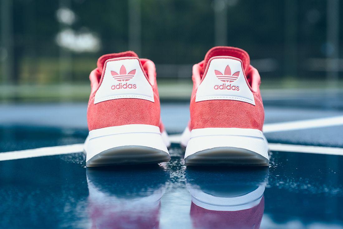 Adidas Flashback Womens Rose Pink9
