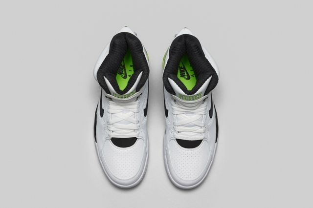 Nike Air Command Force Og Citron Bumper Nikeinc 3