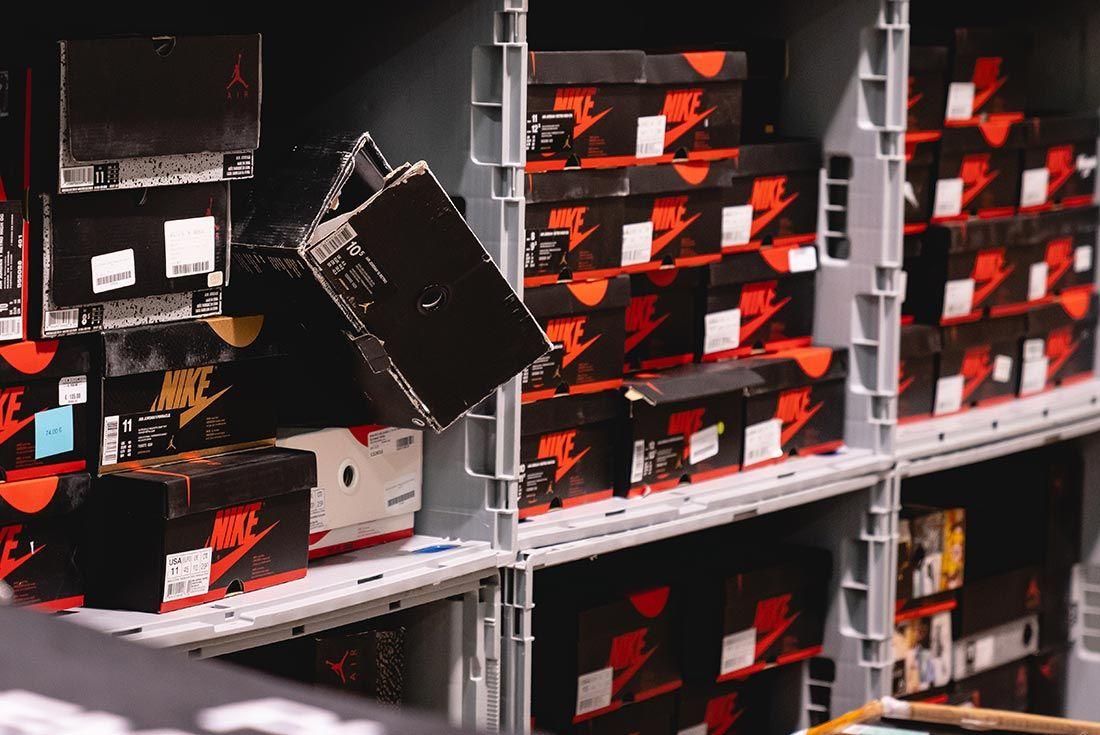 Sneakerness Paris Sneaker Boxes