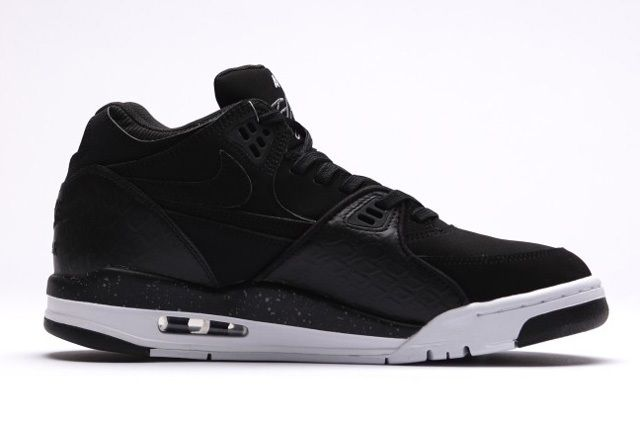Nike Air Flight 89 Black White Coolgrey 4