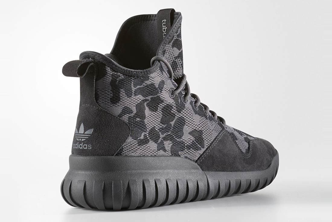 Adidas Tubular X Uncaged Camo Pack 7